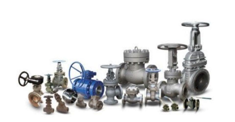 کاربرد انواع شیرهای صنعتی