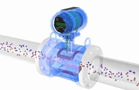 اندازه گیری جریان به کمک شاخص سرعت سیال