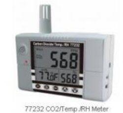 دستگاه CO2 متر پرتابل باصفحه نمایش بزرگ